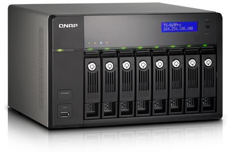 QNAP a lansat TS-x69 Pro Turbo NAS
