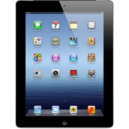 Noul iPad cu Wi-Fi si 4G
