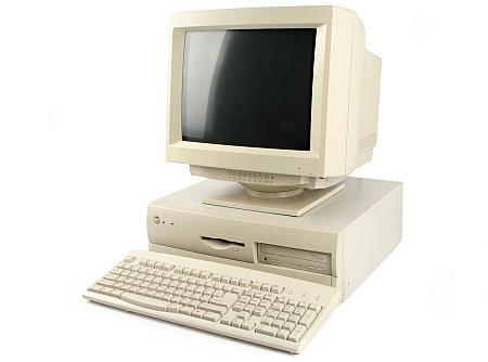 Computer vechi