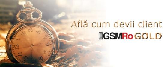 Afla cum devii client GSMRo GOLD