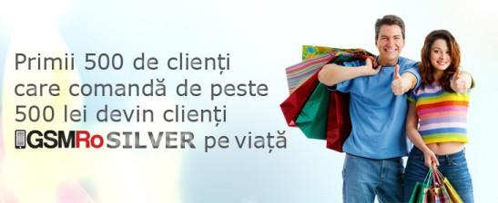 Devii client GSMRo SILVER